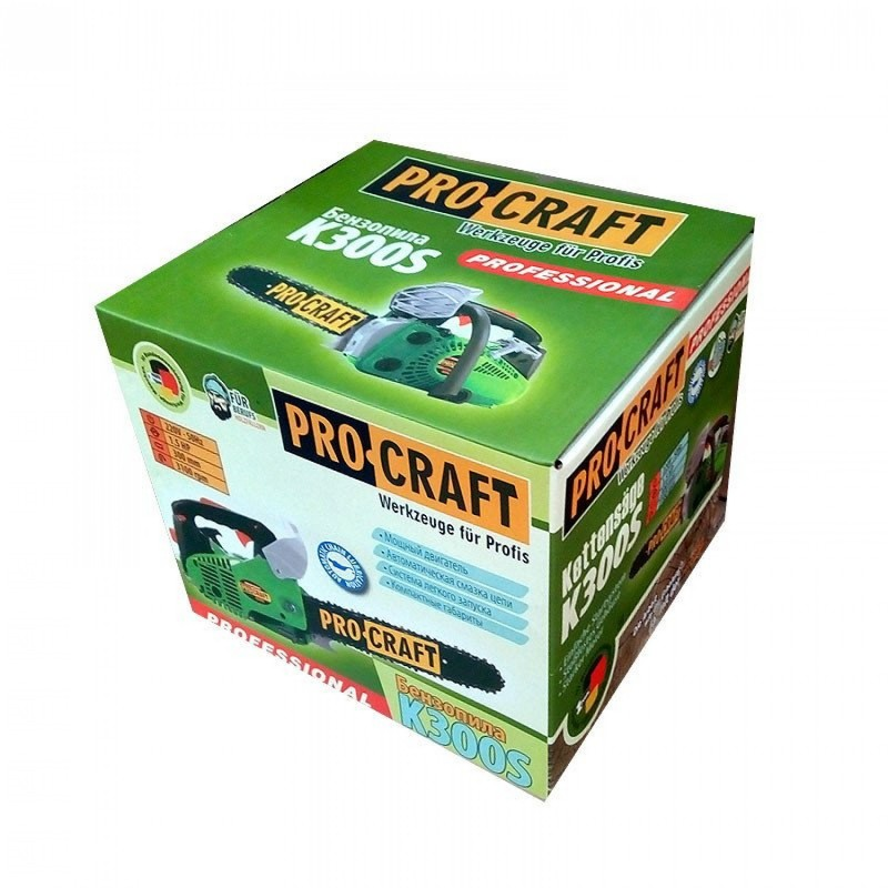 Motoferastrau ProCraft K300S
