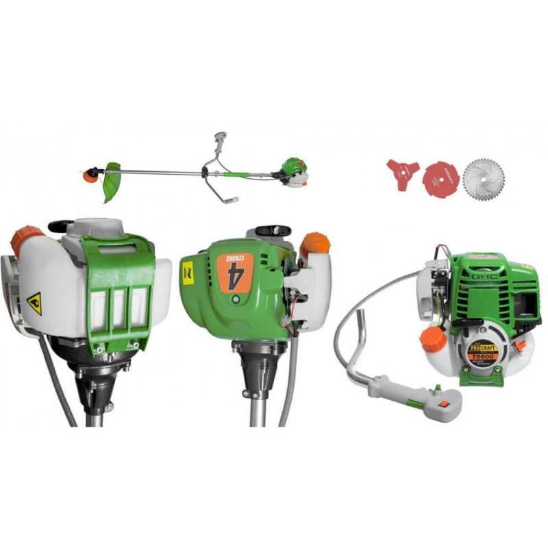 Motocoasa   Procraft T5600 4T