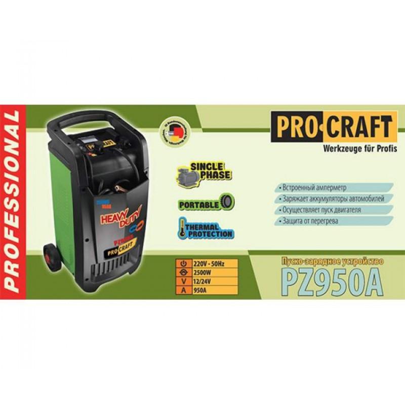 Starter-încărcător Procraft PZ950A