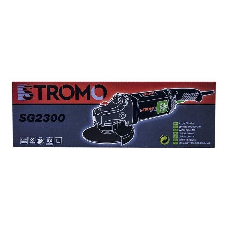Flex STROMO SG2300, polizor unghiular 8000Rpm, 2300W, diametru disc 180mm