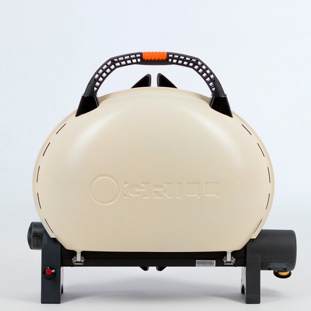 Grătar pe gaz O-GRILL 500T, Cream