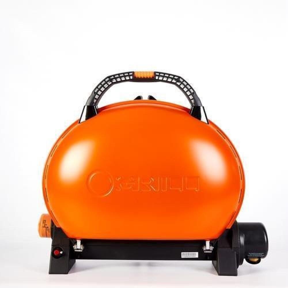 Grătar pe gaz O-GRILL 500T, orange