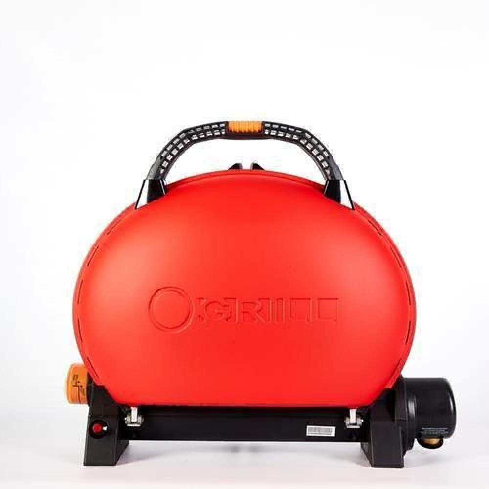 Grătar pe gaz O-GRILL 500T, roșu
