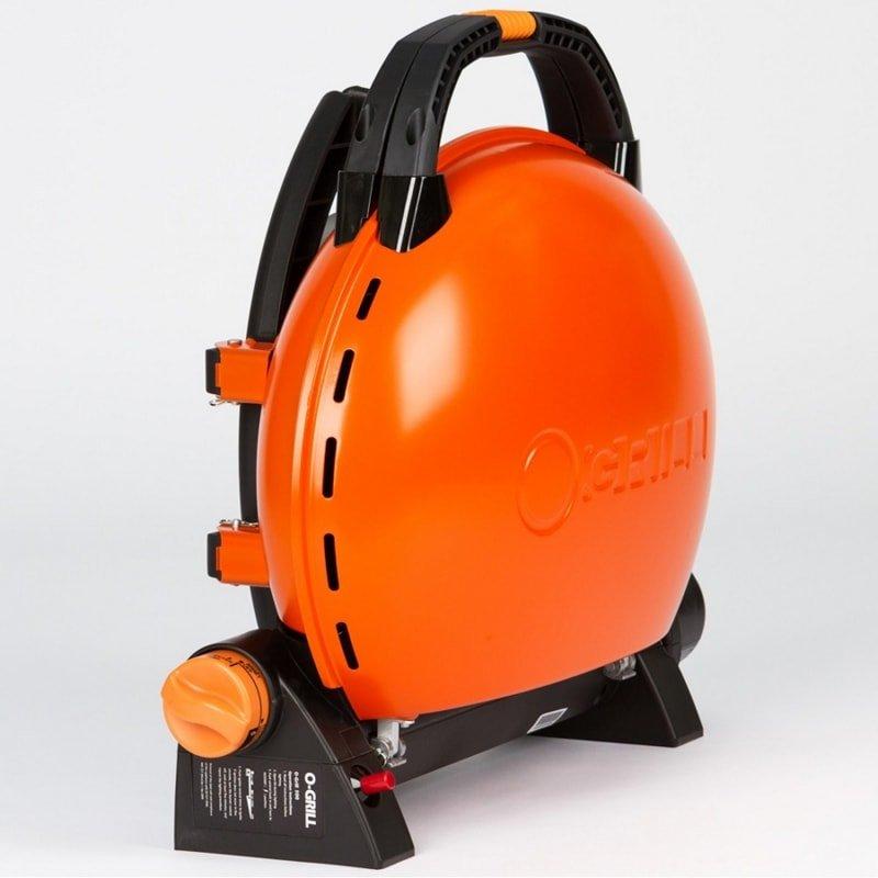 Grătar pe gaz O-GRILL 600T, Orange