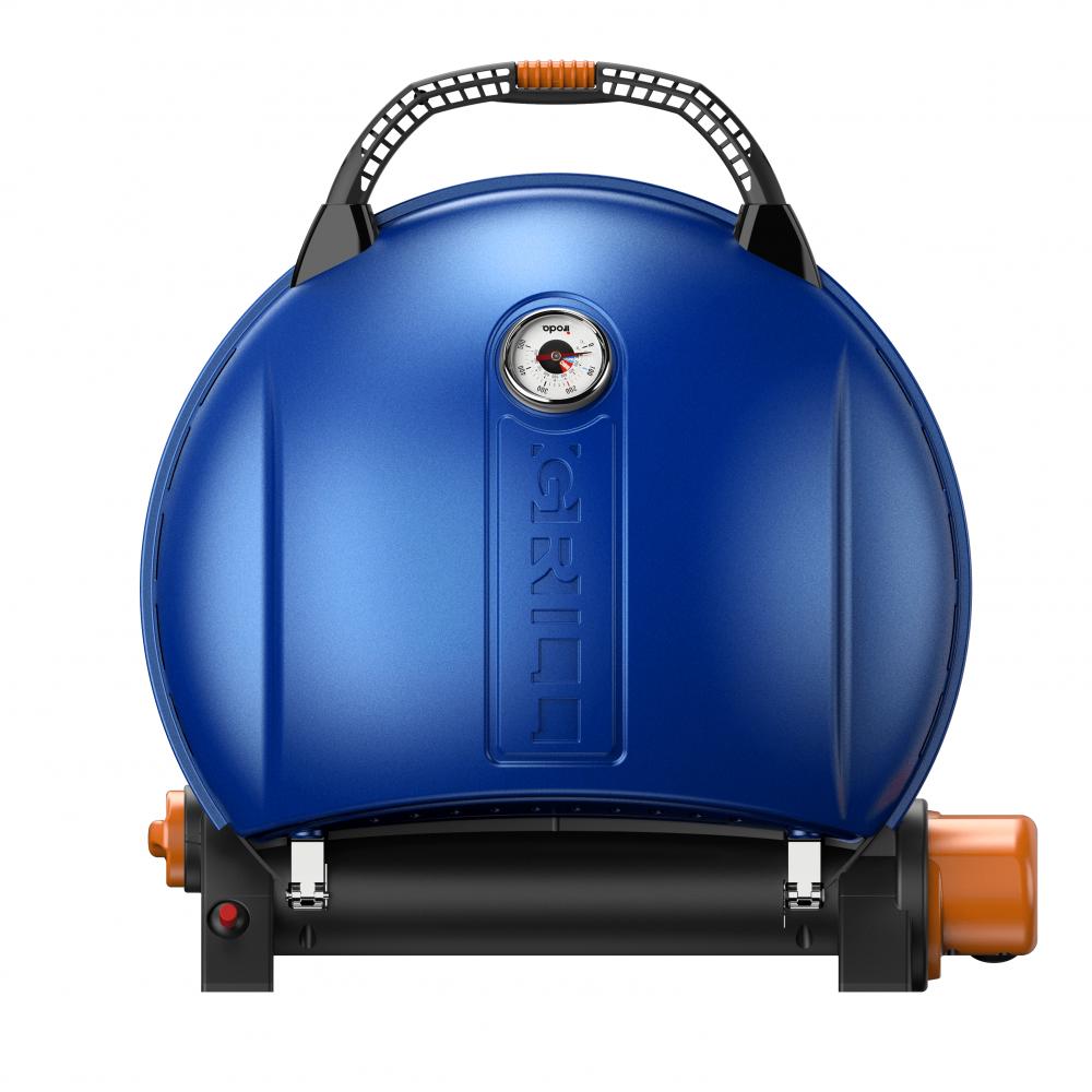 Grătar pe gaz O-GRILL 900T, Albastru