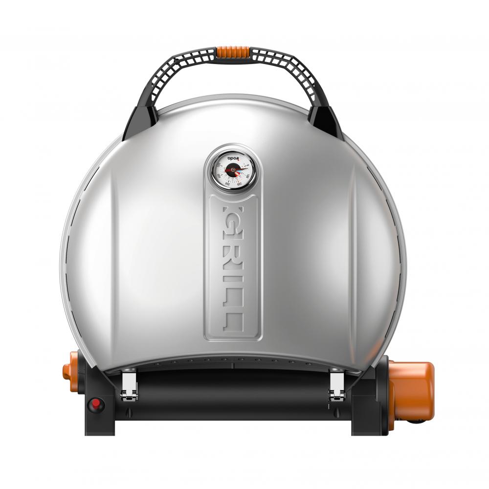 Grătar pe gaz O-GRILL 900T, Cremă