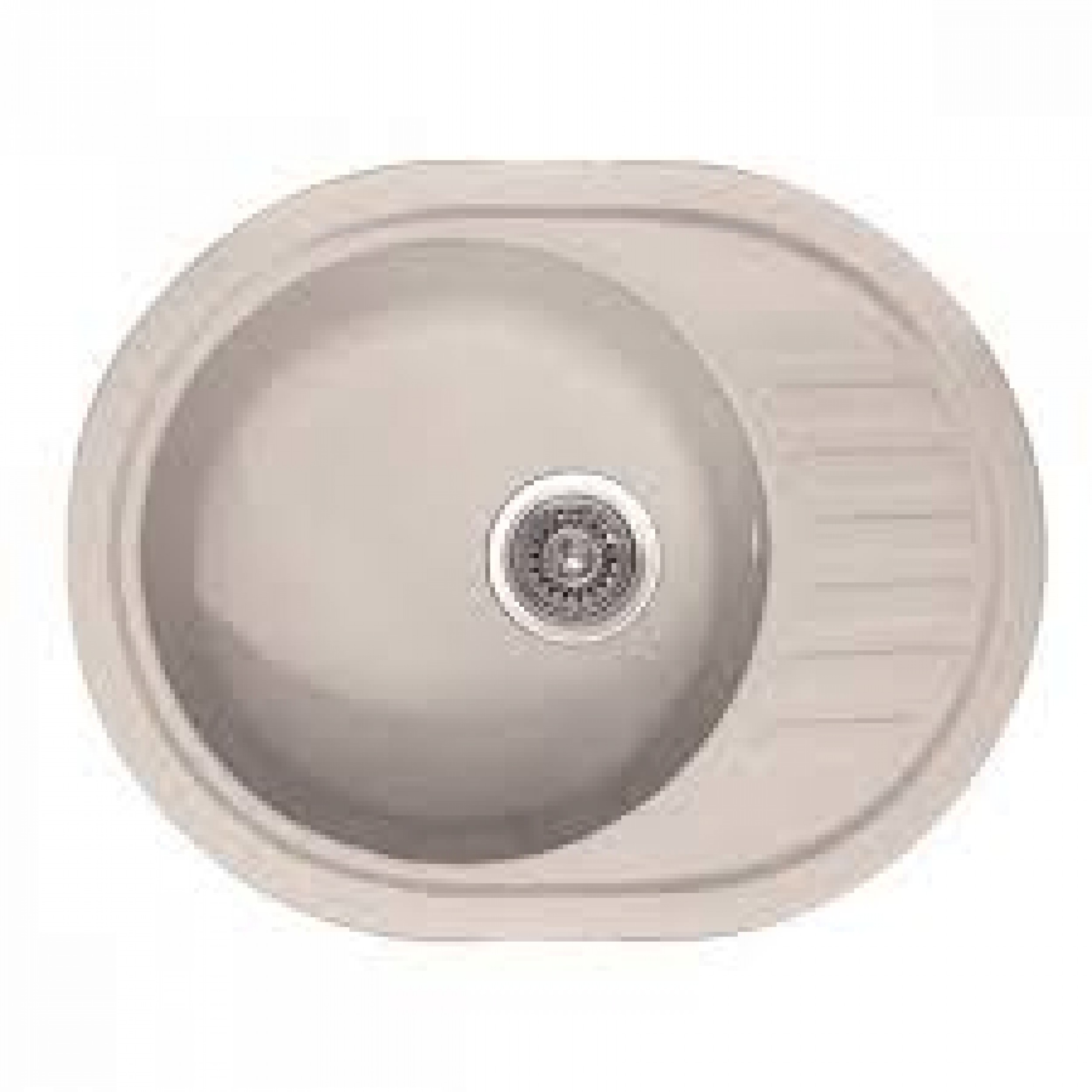 Chiuveta de bucatarie din piatra Mixxus, HB8311-G322 BEIGE 570x450x180